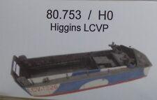 Artmaster 80.753 Higgins LCVP Landungsboot  1:87 Spur H0 Bausatz Resin Boot