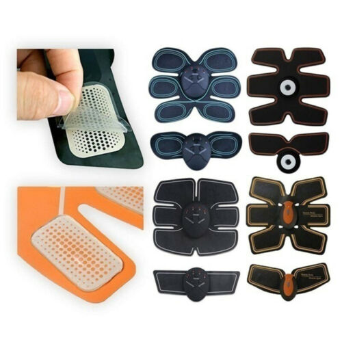 Trainer Replacement Gel Sheet EMS Abs Trainer Muscle Gel Pad Waist Trimmer BLD