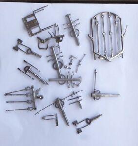 Piko-Gestaengeteile-fuer-Dampfloks-BR-01-01-5-38-41-95-etc-eloxiert-UVP-55-Euro
