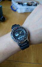 Citizen Pilot Aviatr Wingman 8945-087836 Alarm Chronograph Watch