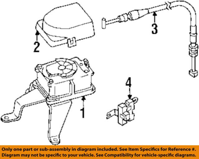 Superb 8971660810 Isuzu Trooper Gasoline Cruise Control Modulator Ebay Wiring Digital Resources Remcakbiperorg