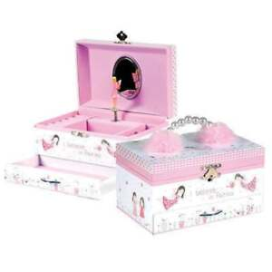 Fairy Blossom Musical Jewellery Box by Floss and Rock Girls Gift