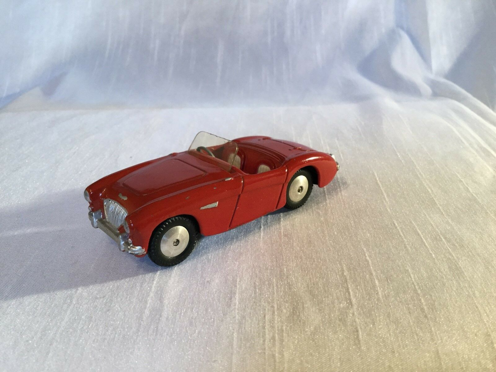 Corgi Toys no. 300 Austin Healey Sports Car Red