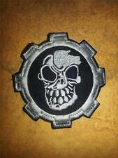 Skull Pirate PVC Airsoft Patch