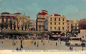 BF9031 alger place du gouverenment hotel de la regence algeria     Algeria