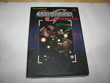 SD Gundam G Generation Playstation Isshou Tanoshimu Guide Book Japan Import