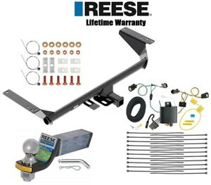 Prime Reese Trailer Hitch Wiring 2 Ball For 17 19 Chrysler Pacifica Wiring Database Plangelartorg
