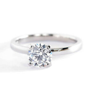 0-80-CT-SI2-D-Diamant-Rond-Bague-Solitaire-Fiancailles-18K-White-Or