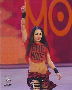 BRIE-BELLA-WWE-DIVA-WRESTLING-8-X-10-LICENSED-PHOTO-NEW-1320