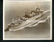 WWII US Navy Transport Troop Ship USS AP176 Gen.James C.Breckinridge Photo 8x10