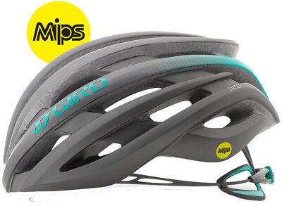 Humorvoll Giro Ember Mips Womens Road Cycling Helmet - Silver