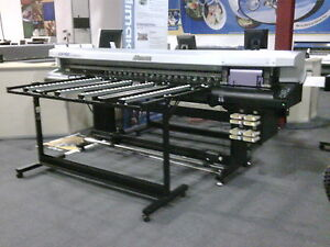 Details about Mimaki UJV 160 UV Flat Bed Printer With Removable Table  Roland Spares / Repairs*