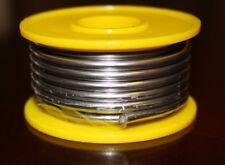 6040 Tinlead Flux 20 3mm Rosin Flux Solder Wire Roll 100 Gms