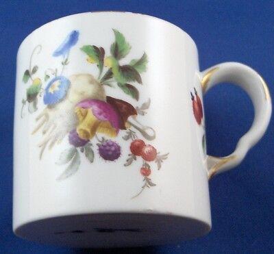 マイセン フルーツのカップ&ソーサー
