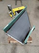 Transnorm 24 Wide 30 Degree Merge Junction Belt Conveyor Ts4200 150 3 Avail