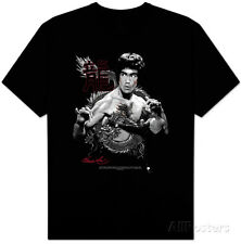 Bruce Lee-The Dragon T-Shirt M - Black