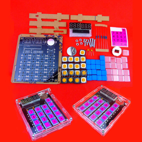 Digital Tube SCM Calculator DIY Kits For Calculated Industries Project Chip