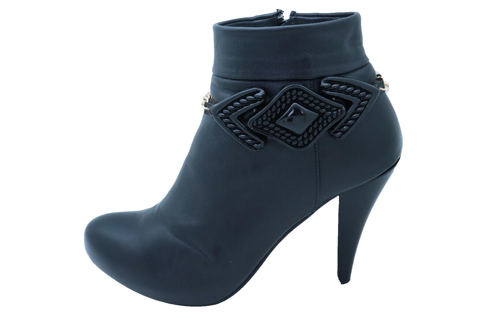 Hot Women Metal Boot Chain Bracelet Shoe Arrow Head Charm Anklet Attractive Look