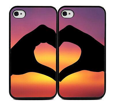 ★★★ Coque BUMPER Iphone 4/4S/5c/5s/6 Forever love Best friend st valentin Coeur | eBay