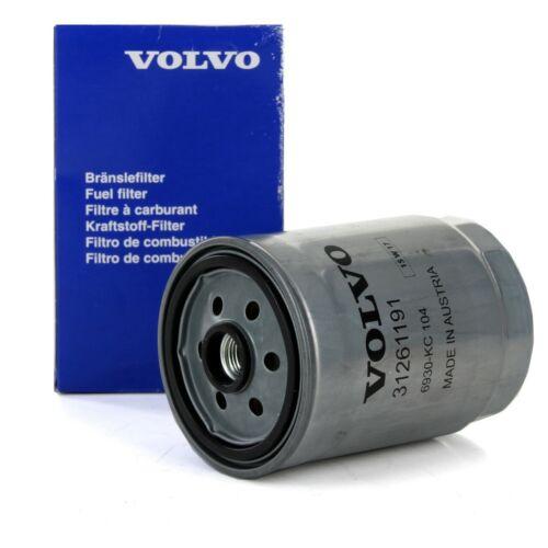 Volvo original filtro de combustible diesel filtro s60 i s80 I II v70 II 2.4d 31261191