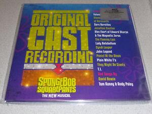 OST-SpongeBob-SquarePants-The-New-Musical-2LP-ltd-Yellow-180g-Vinyl-NEU