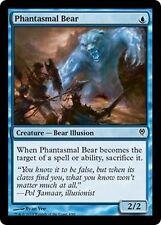 *MRM* ENG 4x Ours phantasmatique (Phantasmal Bear) MTG Duel deck