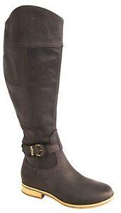 Timberland женские девочек высокий на молнии рэнгли классические сапоги кожа коричневый 3556R B8E