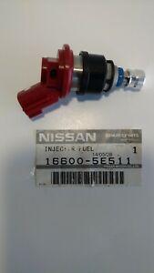 16600-5E511 Nissan Altima//Stanza Fuel Injectors NEW OEM! 166005E511