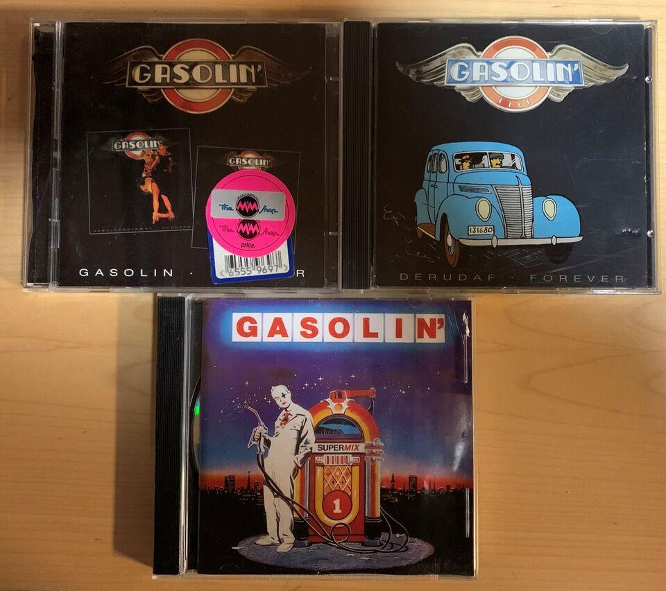 Gasolin': Derudaf - Forever & Supermix 1, rock