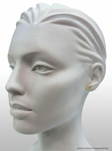 Details about  /Shiba Inu Jewelry 14k Gold Handmade Shiba Inu Earrings  SHB1H-EG