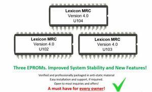 Lexicon Mrc-version 4.0 Firmware Upgrade [latest Os] [lxp-15] Midi Update-afficher Le Titre D'origine 7faw8uyw-07160915-202679010