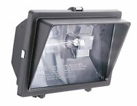 Lithonia Ofl 300/500q 120 Lp Bz M6 Light Visor Flood Light With One 300-watt And on sale