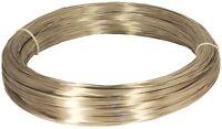 Titanium Round Wire Grade One 1.00 Mm 15 Ft. Pure Titanium