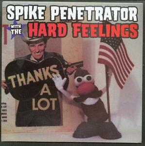 SPIKE-PENETRATOR-The-Hard-Feelings-2-45-7-034-2003-release