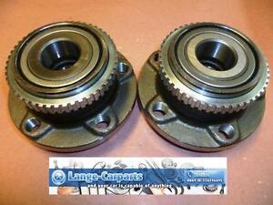 2x-Wheel-Bearing-Kit-HUB-ABS-Ring-Rear-Axle-Fiat-Scudo-5-Hole