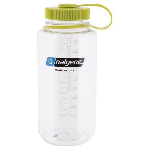 Nalgene 32oz Tritan Wide Mouth Bottle Clear