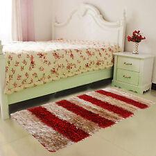 Red And Beige Floor Rug 2x5 Feet