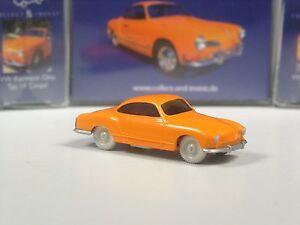 Wiking-C-amp-I-Sondermodell-VW-Karmann-Ghia-Typ-14-Coupe-orange