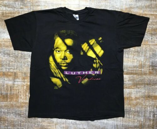 VTG 1991 Luther Vandross Power Of Love Concert Tou