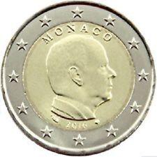 2 EURO COMMEMORATIVE MONACO 2016 NEUVES