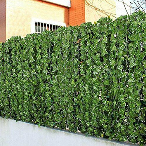 Outdoor Garden Decor Hanging Artificial Plants Silk Ivy Vine Fake Faux Plastic