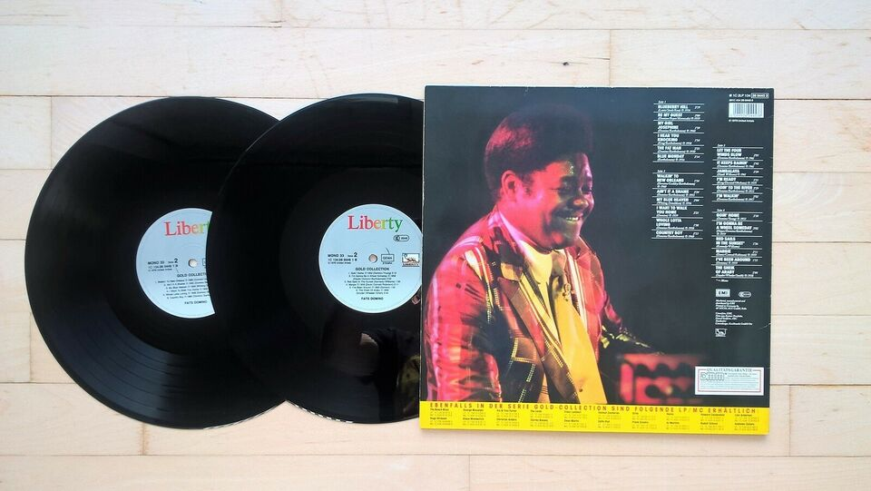LP, Fats Domino, Fats Domino Gold Collection