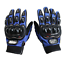 Motorcycle-Motorbike-Motocross-Motor-Fiber-Bike-Racing-Gloves-Pro-Biker miniatura 8
