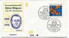 1980 Alfred Wegener Gronland Berlin Germany Polar Antarctic Cover