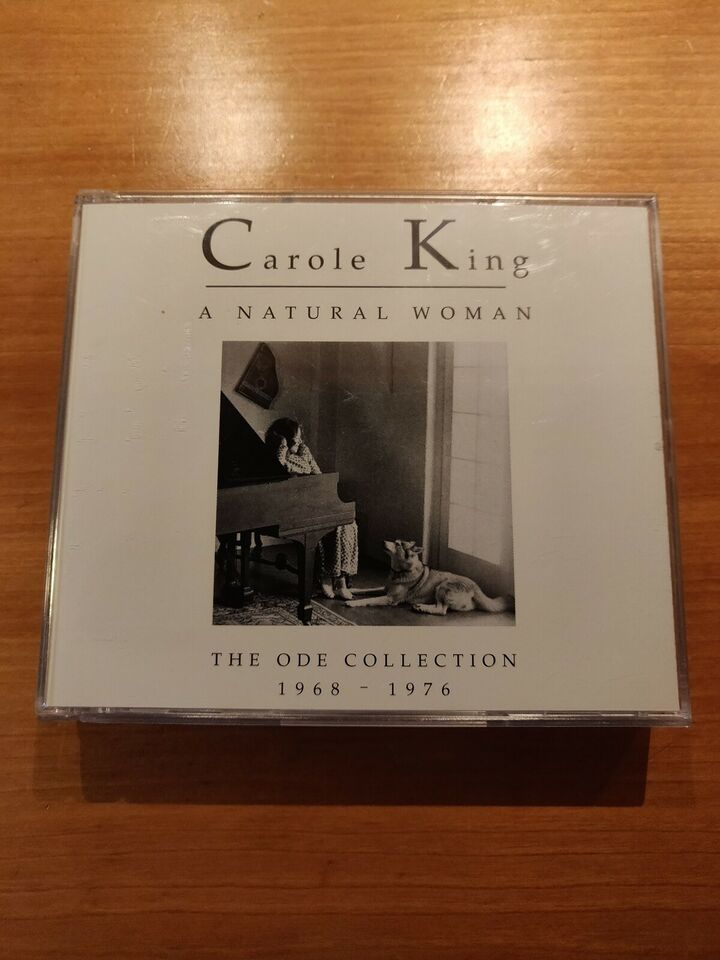 Carol King: A Natural Woman: The Ode Collection 1968-1976,