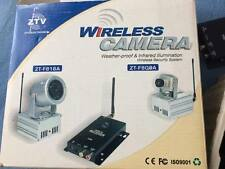 1 km Wireless Camera ZT-F808A Video Webcam Überwachungssystem 1000 mW