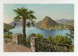 Switzerland - Lake Of Lugano (B3414)