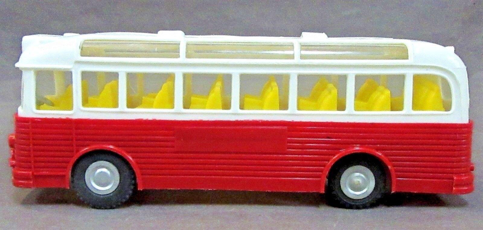 Scarce 1960's MAK'S BUS Hong Kong large 10  long friction drive plastic