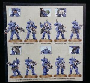 Warhammer-40K-Primaris-Infiltrators-Vanguard-10-Space-Marines-Shadowspear