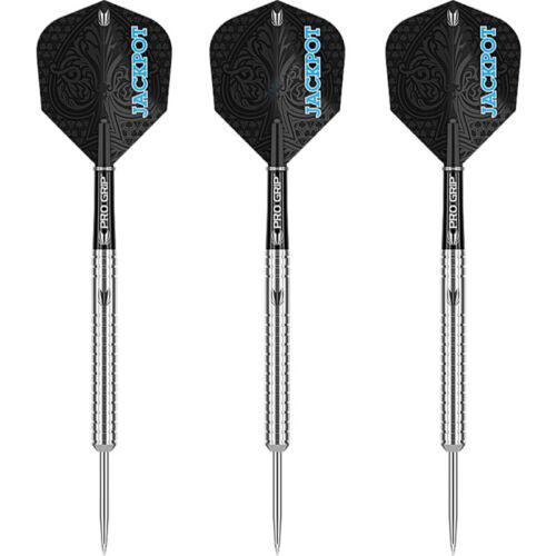 Target Steel Darts Adrian Lewis Jackpot Gen 4 Generation 4 90/% Tungsten Steeltip